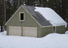 Msbuildersmaine Com Builds Garages And Sheds